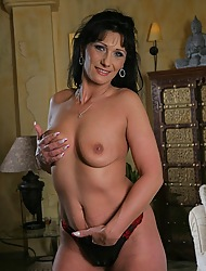 Horny housewife gets some backdoor dick while hubby's away!
