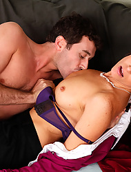 Beautiful MILF India Summer is unpredictable intensify and decides to get fucked by one of her sons friends.