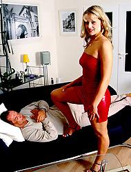 MilfSlutsGoneWild.com -Claudia likes cock & cum!