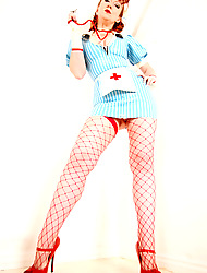 Latex nurse Red - are you ready for your treatment?