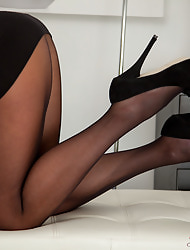 Jan's Nylon Sex :: Hardcore pics and videos with Unreservedly Fashioned Nylon Stockings