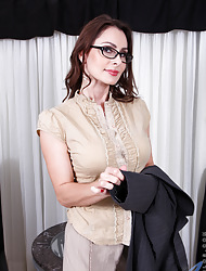 Anilos.com - Freshest mature women on the drawback featuring Anilos Nora Noir mature teacher