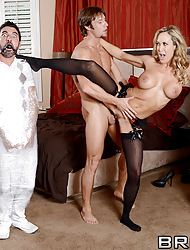 Brandi Love Pictures in Cuckolding the Neglectful Husband