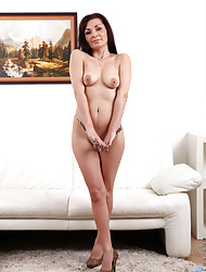 Anilos.com - Freshest matured women on the net featuring Anilos Tyna Black gallery matured